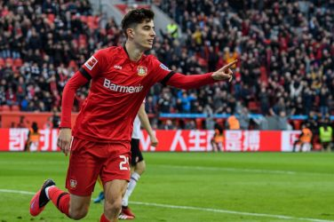Kai Havertz is a £90m goal machine Arsenal and Man City want and who Juventus boss Sarri calls a 'complete player'