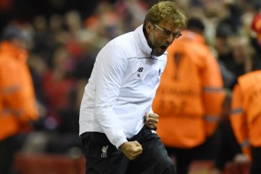 Jurgen Klopp and European nights at Anfield: Dortmund dumped out, Barca stunned and City swept aside