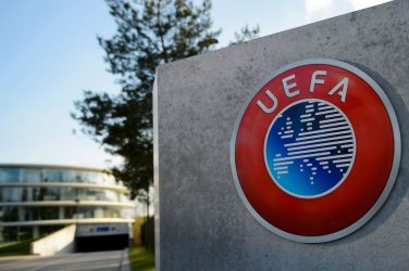Coronavirus: UEFA sending £3.75m to each member association as pandemic continues to hit football