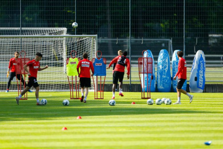 Coronavirus: 10 Covid-19 cases in Germany's top two football divisions, says league