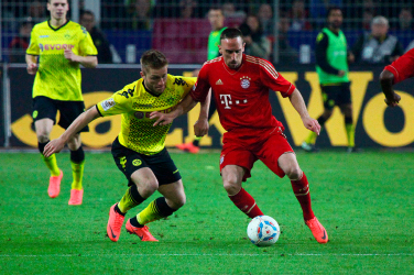 Dortmund vs Bayern 2013/2014