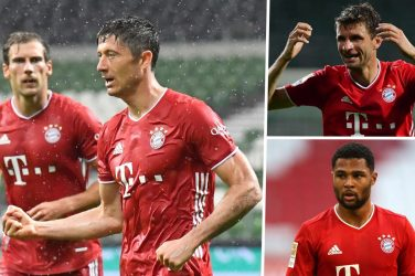 Bayern aren't just Bundesliga's best - Lewandowski & Co. are Europe's top team too