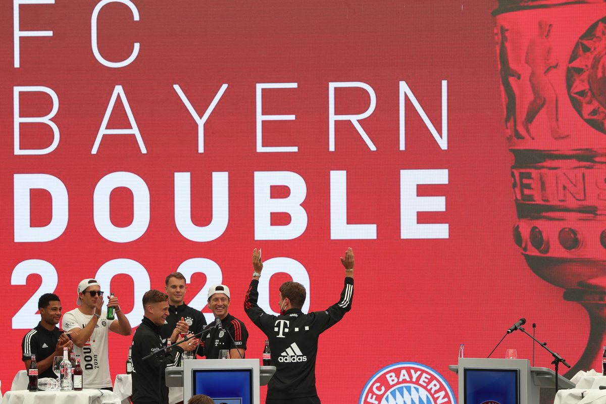 Champions League the final prize in Bayern Munich's hunt for the Treble