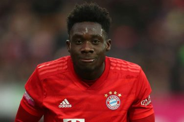 Davies can become a Bayern Munich legend, claims former coach Robinson