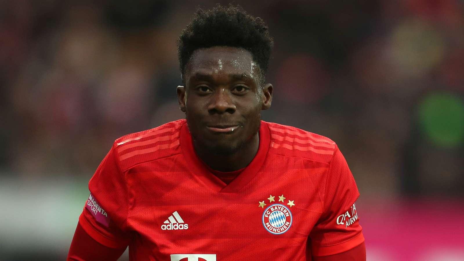 Davies can become a Bayern Munich legend, claims former coach Robinson