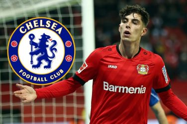 Chelsea in pole position to sign €100m Havertz as clubs pull out of race for Leverkusen star