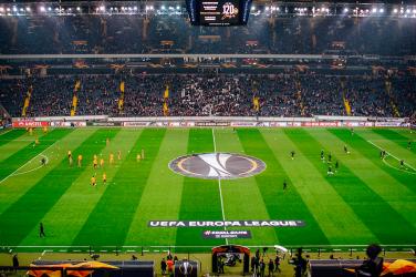 Europa League Frankfurt vs Shakthar Donetsk