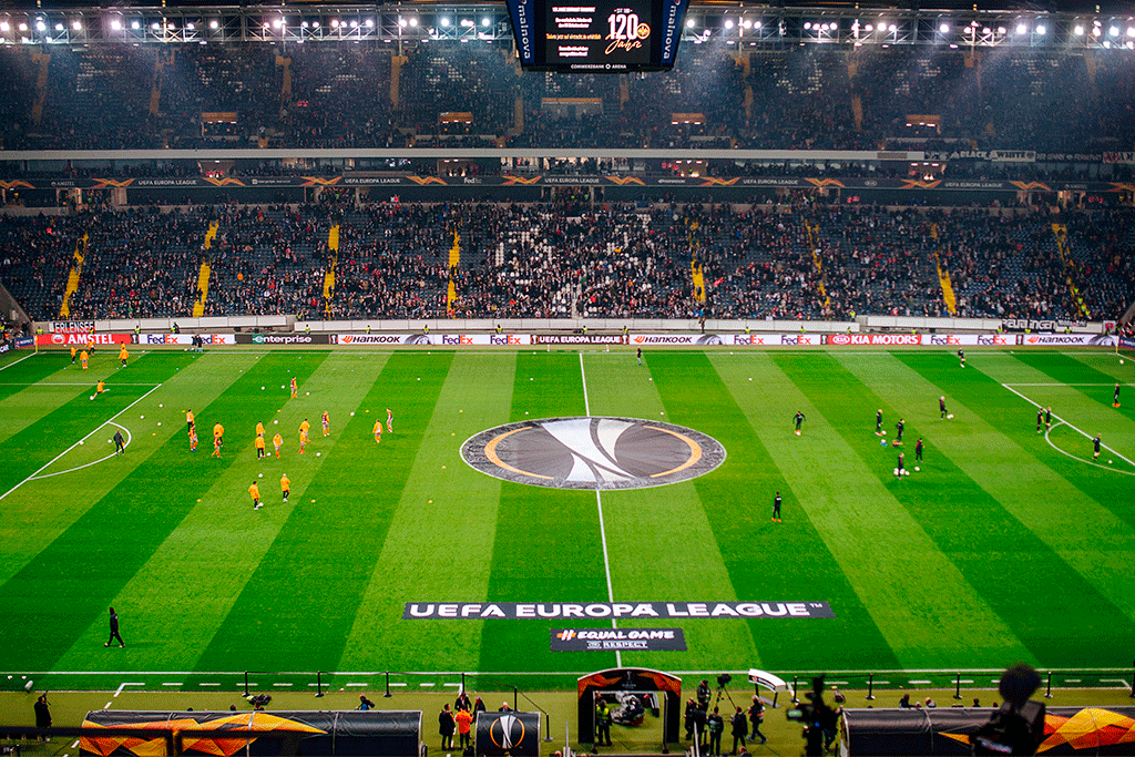 Europa League Frankfurt