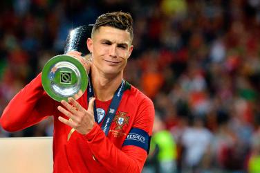 Cristiano Ronaldo in der UEFA Nations League