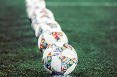 UEFA Nations League 2018 balls