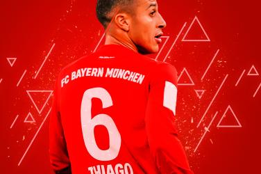 Thiago Alcântara karriere statistiken bei Bayern München