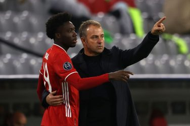 "Alphonso Davies is ""just getting started"" with regard to his future at Bayern Munich"