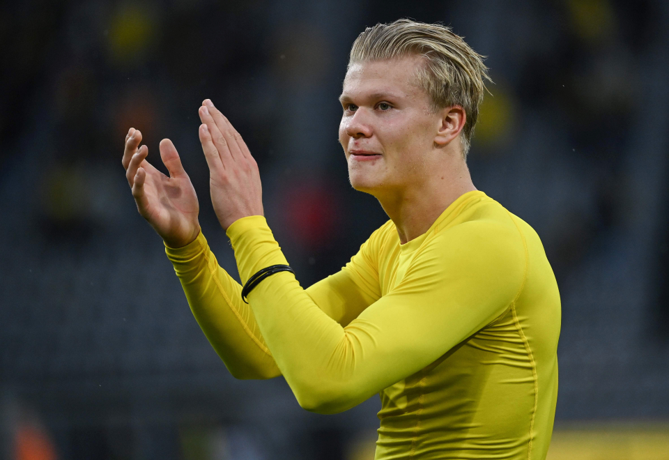 Erling Haaland backed to join Liverpool instead of Manchester United by sporting director of former club Red Bull Salzburg – 'He will land there'