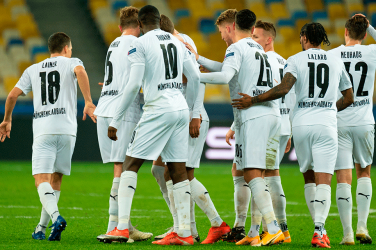Borussia Mönchengladbach im UEFA Europa League 20/21